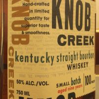 KNOB CREEK 9yr Small Batch Kentucky Straight 留名溪 9年 肯德基 (50% 30ml)