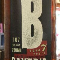 Baker's 7yr Sour Mash Kentucky Strength 貝克 7年 原酒 美國肯德基 (53.5% 30ml)