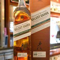 Johnnie Walker 10yr Select Casks - Rye Cask Finish 約翰走路 10年 波本裸麥雙桶 (46% 30ml)