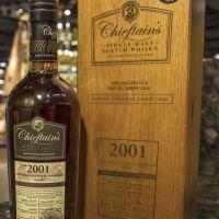 Chieftain's 2001 Sherry Butt Single Cask 老酋長 2001 雪莉單桶原酒 (55.6% 30ml)