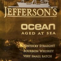 Jefferson's Ocean Age at Sea Very Small Batch 傑佛森 波本威士忌 (45% 30ml)