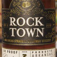 Rock Town 3yr Arkansas Straight 羅克鎮 3年 美國阿肯色州 波本威士忌 (46% 30ml)