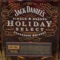 Jack Daniel's 2014 Single Barrel Holiday Select  傑克丹尼爾 假期精選單桶 (48% 30ml)