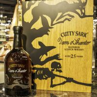 Cutty Sark 25yr Jam O'Shanter Limited Edition 順風 25年 限定版 (46.5% 30ml)