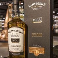 Bowmore 1988-2017 1st Ex-Bourbon No.1 Vaults 波摩 1號酒窖 初次波本桶 (47.8% 30ml)