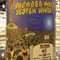 That Boutique-Y Blended#1 23yr Batch:2 蘇格蘭純麥調和 23年 第二版 (48.8% 30ml)