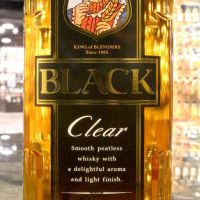 Nikka Black Clear Blended 調合威士忌 (37% 30ml)