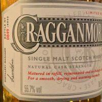 Cragganmore 2016 Limited Release Cask Strength 克拉格摩爾 FL 2016 限定版原酒 (55.7% 30ml)