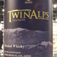 Shinshu Mars Twin Alps Mars Blended 信州蒸餾所 雙峰 調和純麥 (40% 30ml)