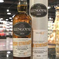 Glengoyne Cask Strength Batch No.6 格蘭哥尼 限量原酒 第6版 (59.8% 30ml)