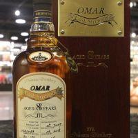 TTL Omar 8yr 2009-2018 Bourbon Cask Strength #049 臺灣菸酒8年 波本桶原酒 (52.2% 30ml)