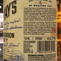 Clyde May's Kentucky Straight Bourbon 格萊美 肯德基波本 (46% 30ml)