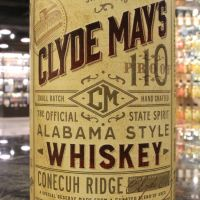 Clyde May's Special Reserve  Alabama Style Whiskey 格萊美 阿拉巴馬蘋果輕原酒 (55% 30ml)