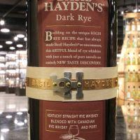 Basil Hayden Dark Rye with Canadian Rye and Port 巴素•海頓 美國肯德基黑麥波本 (40% 30ml)