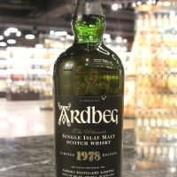 Ardbeg 1978 Bottled 1999  雅柏 1978 限定版 (43% 15ml)