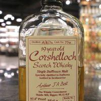 Corshelloch 1974 19yr - The Whisky Connoisseurs 科希爾克-達夫鎮  1974 單一純麥 (55.7% 15ml)