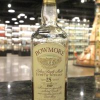 Bowmore 25yr 1969 Specially Selected Casks 波摩 1969 25年 (43% 15ml)