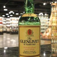 Glenlivet 12yr Unblended All Malt Whisky 格蘭利威 12年 80年代晚期 (43% 15ml)