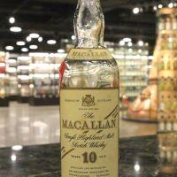 Macallan 10yr Casks Strength 100 Proof 麥卡倫 10年原酒  (57% 15ml)