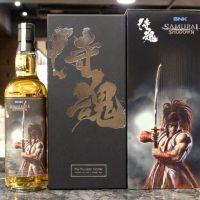 The Drunken Master - Littlemill 1988 30yr 醉俠 侍魂-霸王丸 小磨坊30年 (48.6% 30ml)