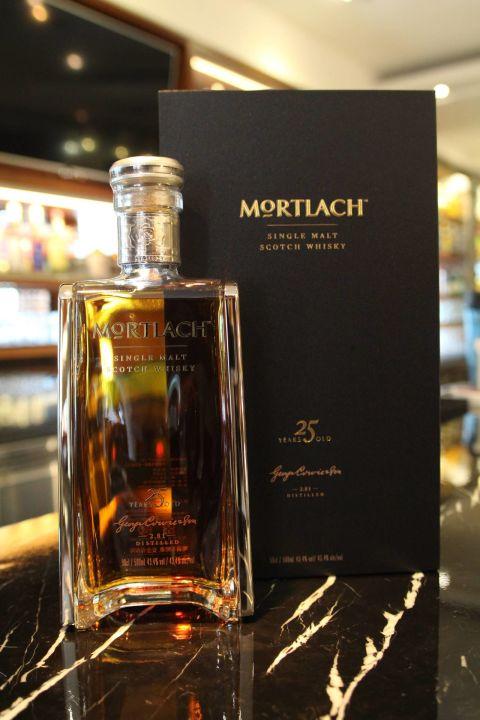 Mortlach2.81 25 years 慕赫2.81 25年 單一麥芽威士忌 (500ml 43.4%)