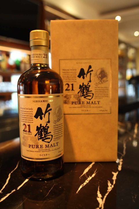 (現貨) Nikka Taketsuru 21 years 竹鶴 21年 (700ml 43%)