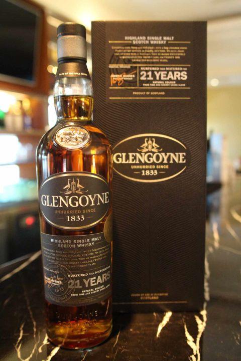 (現貨) Glengoyne 21 years 格蘭哥尼 21年 單一純麥威士忌 (700ml 43%)