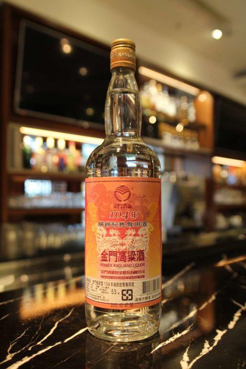 Kinmen Kaoliang 金門高粱 104年端午配酒 (1,000ml 53%)
