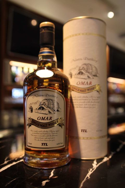 TTL Omar whisky (sherry cask) 台灣菸酒 雪莉果乾 (700ml 46%)
