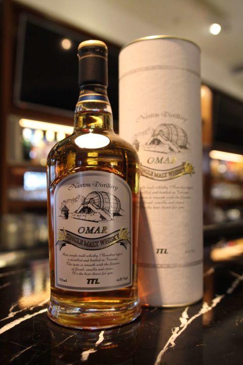 (現貨) TTL Omar whisky (bourbon cask) 台灣菸酒 波本花香 (700ml 46%)
