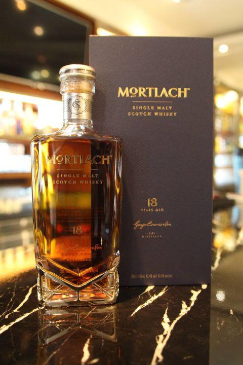 (現貨) Mortlach 2.81 18 years 慕赫2.81 18年 單一麥芽威士忌 (500ml 43.4%)