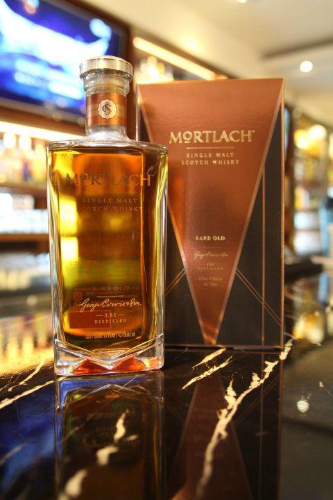Mortlach 2.81 Rare Old 慕赫珍藏單一麥芽威士忌 (500ml 43.4%)