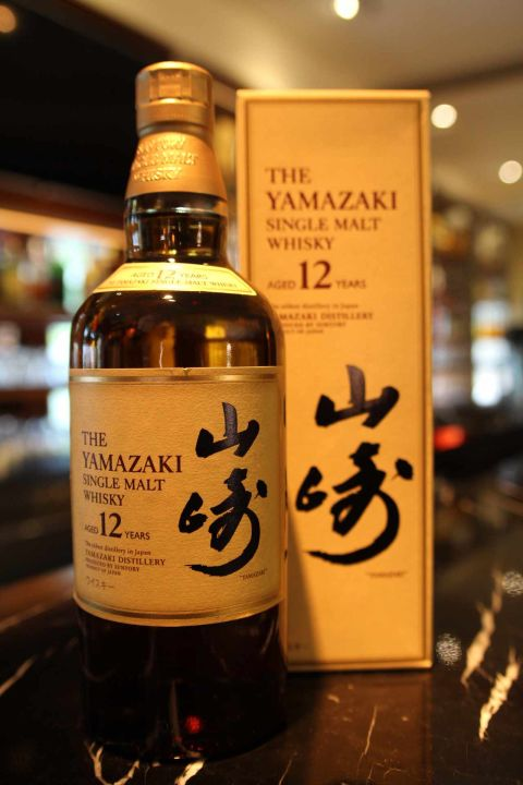 (現貨) Yamazaki 12 years 山崎 12年 (700ml 43%)