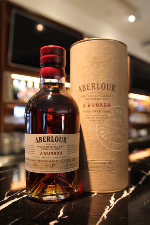 Aberlour A'bunadh Batch 51 亞伯樂 雪莉桶原酒 第51批次 (700ml 60.8%)