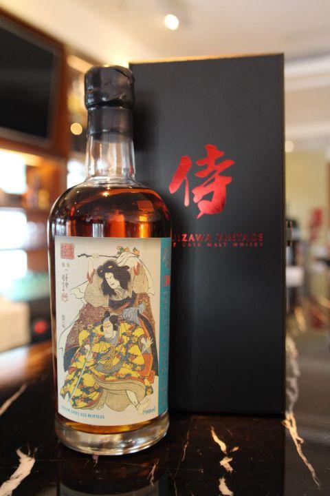 Karuizawa Vintage 30 years 輕井澤 侍 第8版 (700ml 61.1%)