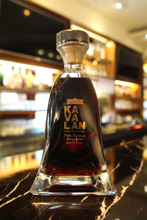(現貨) KAVALAN Pedro Ximenez Cask 噶瑪蘭 PX雪莉桶 尊釀威士忌原酒 (950ml 57.1%)