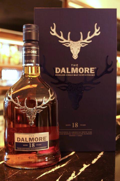 (現貨) Dalmore 18 years 大摩 18年 (700ml 43%)