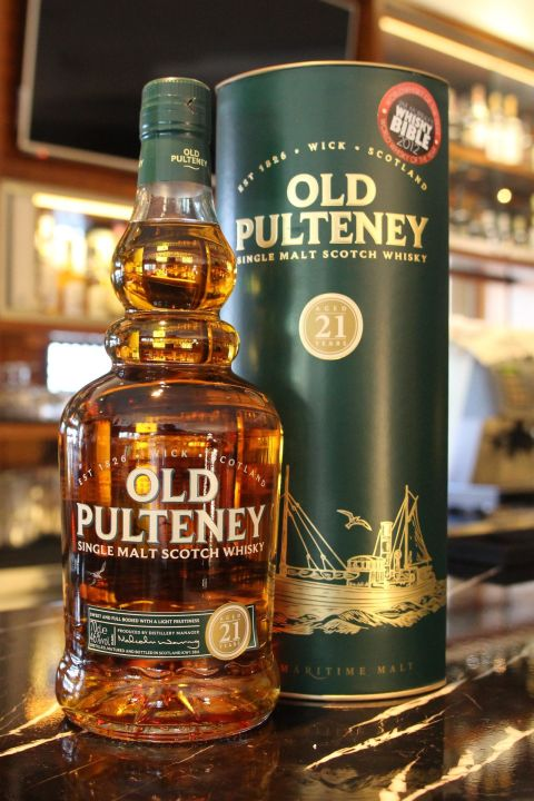 OLD PULTENEY 21 years 富特尼 21年 (700ml 46%)