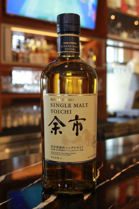 (現貨) Nikka Yoichi Single Malt Whisky 新余市 單一純麥威士忌 (700ml 45%)