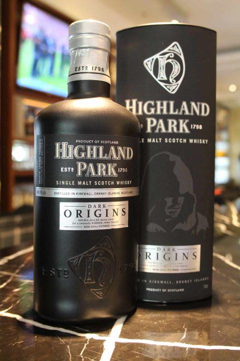 (現貨) Highland Park Dark  Origins 高原騎士 黑原創 (700ml 46.8%)