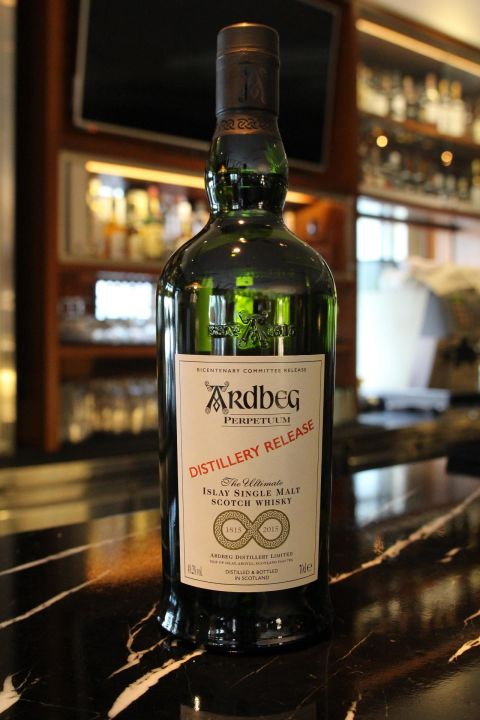 (現貨) Ardbeg Perpetuum Distillery Limited Release 雅柏 阿貝 200週年 酒廠限定版 (700ml 49.2%)
