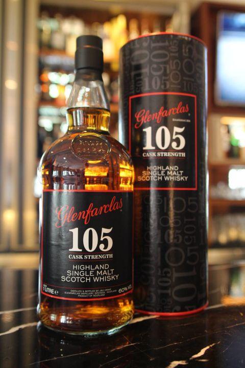 (現貨) Glenfarclas 105 10 years 格蘭花格105 10年 原酒 高CP值 (1L 60%)