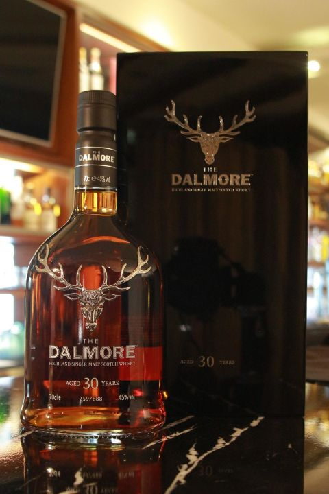 Dalmore 30 years Limited Edition 大摩 30年 限量版 (700ml 45%)