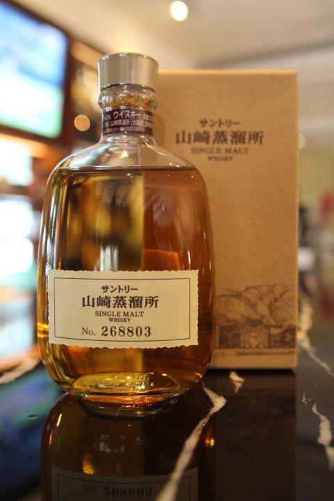 (現貨) Yamazaki 山崎蒸餾所 限定品 (300ml 40%)