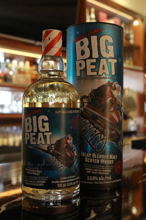 (現貨) Big Peat X'mas Edition 2015 泥煤哥 2015 聖誕節特別版 原酒強度 (700ml 53.8%)