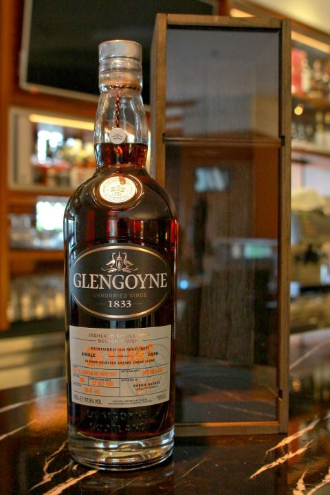 (現貨) Glengoyne 26 years Single Cask 格蘭哥尼 26年 雪莉單桶 (700ml 57.5%)