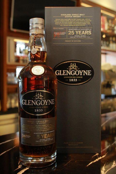 (現貨) Glengoyne 25 years 格蘭哥尼 25年 (700ml 48%)