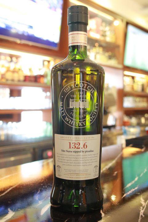 (現貨) SMWS 132.6 Karuizawa 12 years 輕井澤 單桶原酒 12年 蘇格蘭威士忌協會 (700ml 63%)