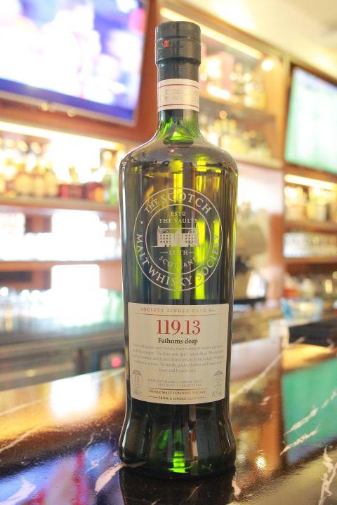 (現貨) SMWS 119.13 Yamazaki 11 years 山崎 單桶原酒 11年 蘇格蘭威士忌協會 (700ml 60.2%)
