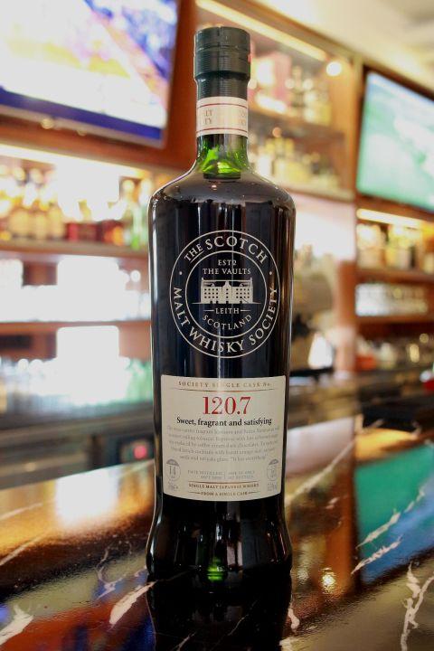 SMWS 120.7 Hakushu 14 years 白州 單桶原酒 14年 蘇格蘭威士忌協會 (700ml 55.5%)